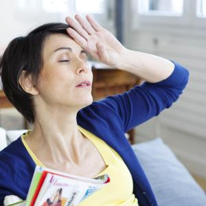 Micronized progesterone may have benefits for hot flashes in perimenopause